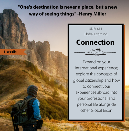 Global Learning: Connection